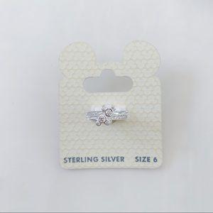 NWT Sterling Silver Disney Ring